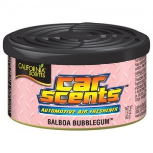 CALIFORNIA SCENTS ZAPACH BALBOA BUBBLEGUM 42 G