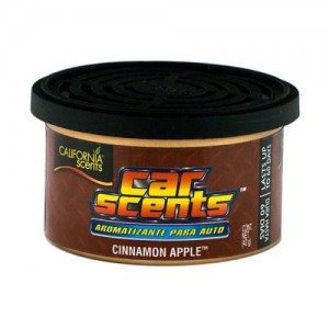 CALIFORNIA SCENTS ZAPACH SAM - CINNAMON APPLE 42 G