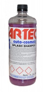 CARTEC SPLASH SHAMPOO 1L