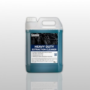 EXCEDE HEAVY DUTY EXTRACTION CLEANER 5L