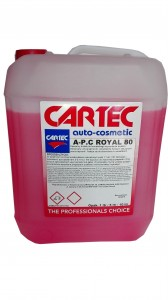 CARTEC APC ROYAL 80 5 L
