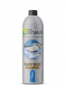 4DETAILER SIMPLY SOUR SHAMPOO 500ML