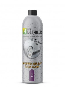 4DETAILER WHIPPED CREAMY SOUR FOAM 0,5L