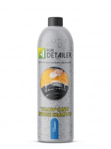 4DETAILER YELLOW CANDY INTENSE SHAMPOO 1L