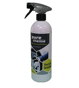 PURE CHEMIE TIRE GUM DRESSING 750ML DRESSIING DO OPON