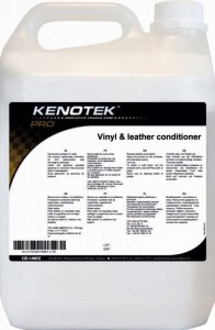 KENOTEK PRO VINYL & LEATHER CONDITIONER 5 L