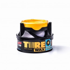 SOFT99 TIRE BLACK WAX WOSK DO OPON 170 G