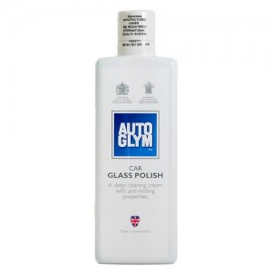 AUTOGLYM CAR GLASS POLISH 325 ML